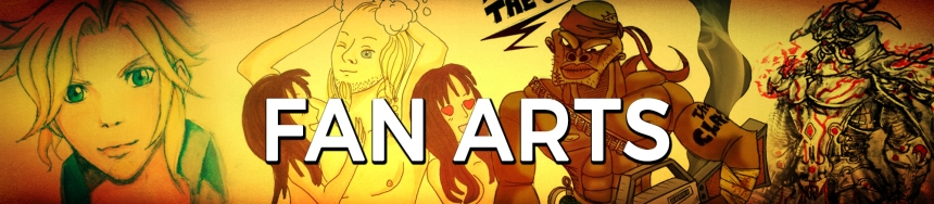 bannière FAN ARTS